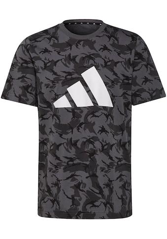 adidas Performance Trainingsshirt »SPORTSWEAR FUTURE ICONS CAMO GRAPHIC TEE« kaufen