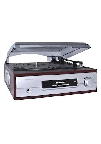 Karcher Plattenspieler »KA 8050« kaufen