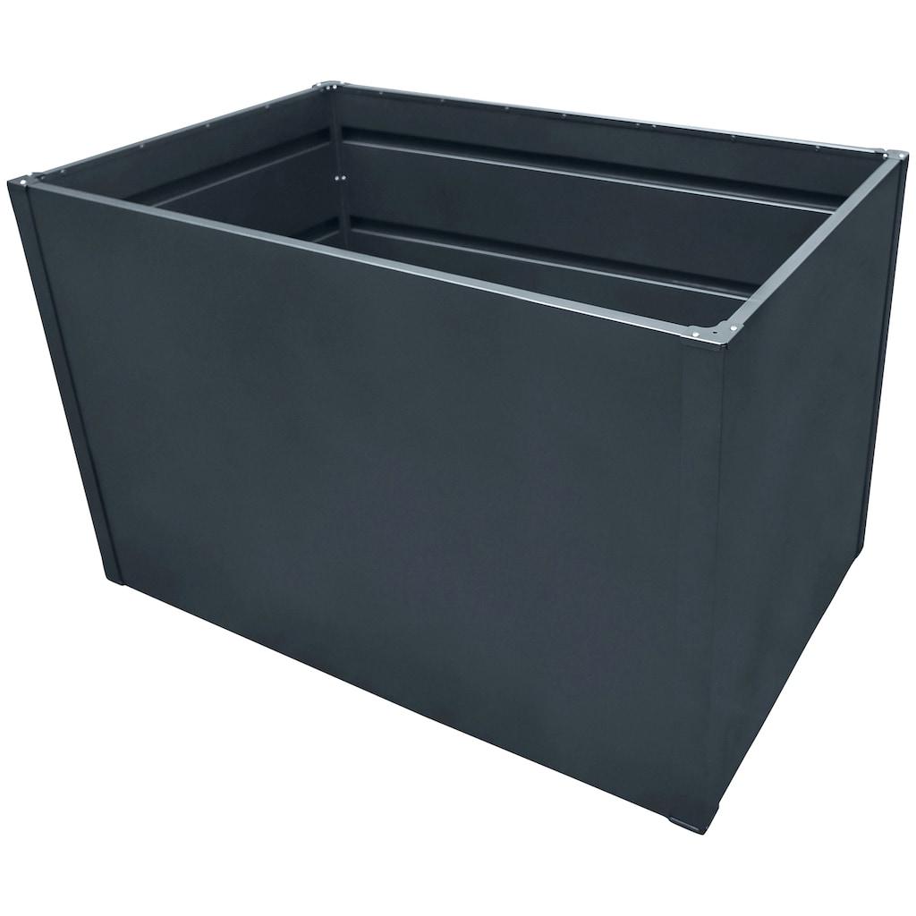 KONIFERA Hochbeet »Premium«, Stahl, BxTxH: 100x60x78 cm