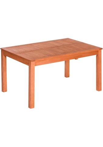 MERXX Gartentisch, 150x150 cm kaufen