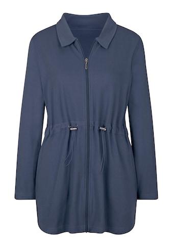 Classic Basics Shirtjacke in Interlock - Jersey - Qualität kaufen