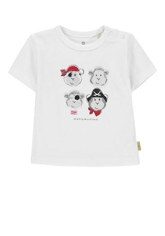Bellybutton T-Shirt »Little Monkey«, T-Shirt kaufen