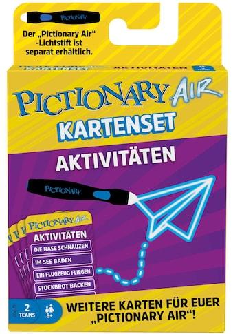 Mattel games Spiel »Pictionary Air Extension Pack Activities«, Erweiterungspaket kaufen