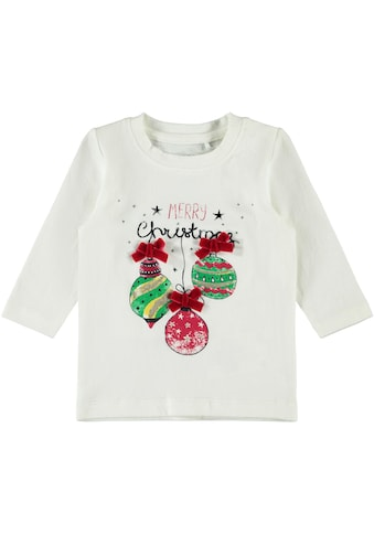 Name It Langarmshirt »Merry Christmas« kaufen
