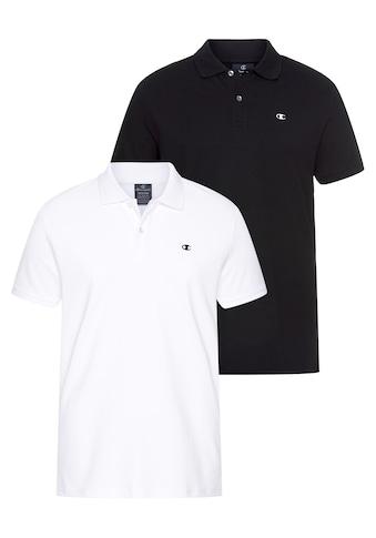 Champion Poloshirt »2 Pack Polo« kaufen