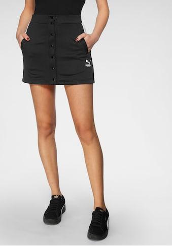 PUMA Minirock »Classics T7 Skirt« kaufen