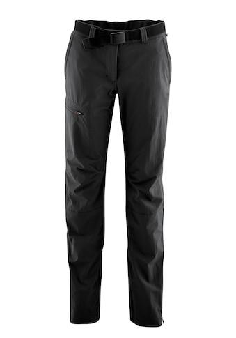 Maier Sports Funktionshose »Inara slim«, Schmal geschnitte Outdoorhose aus elastischem Material kaufen