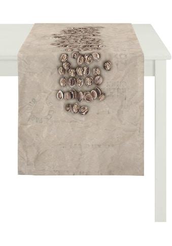 Tischläufer, »7914 Walnuss«, APELT (1 - tlg.) kaufen