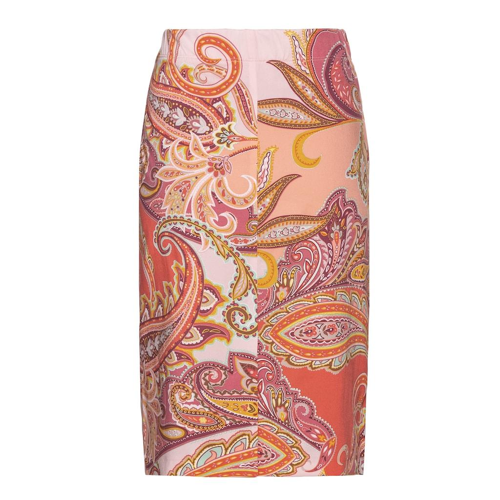 bianca Bleistiftrock »IRIS«, im stylischen Paisley-Muster