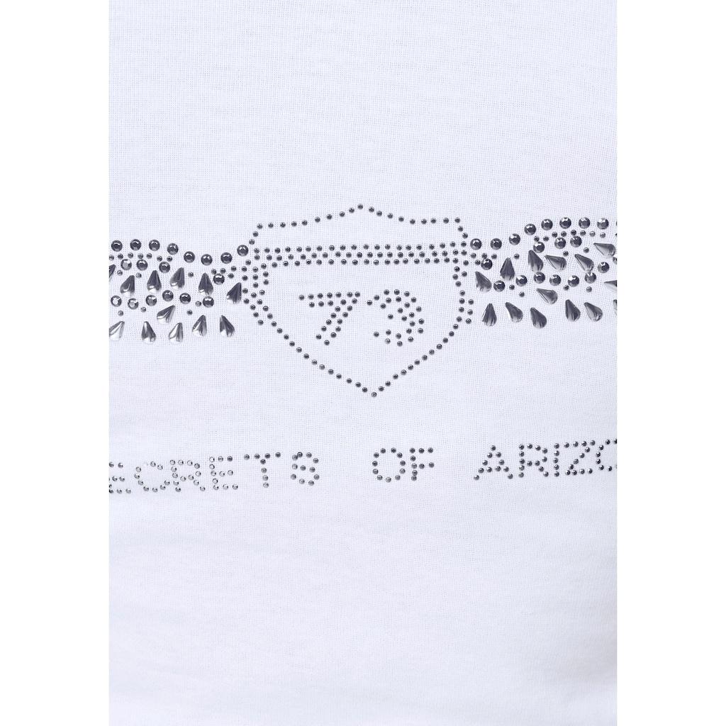 "Arizona Tanktop, mit "" Arizona"" Nietenbesatz"