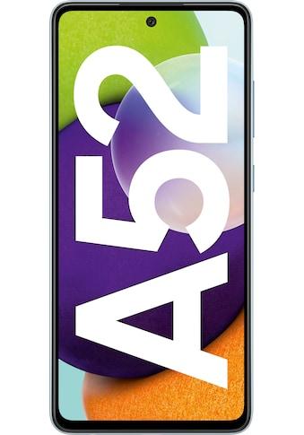 """Samsung Smartphone »Galaxy-A52«, (16,4 cm/6,5 """", 128 GB Speicherplatz, 64 MP Kamera) kaufen"""