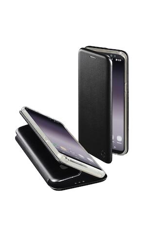 Hama Booklet Curve für Samsung Galaxy S9, Schwarz »Smartphone - Booklet« kaufen