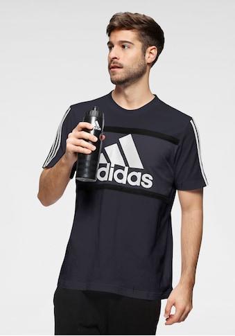 adidas Performance T-Shirt »ESSENTIALS LOGO COLORBLOCK« kaufen