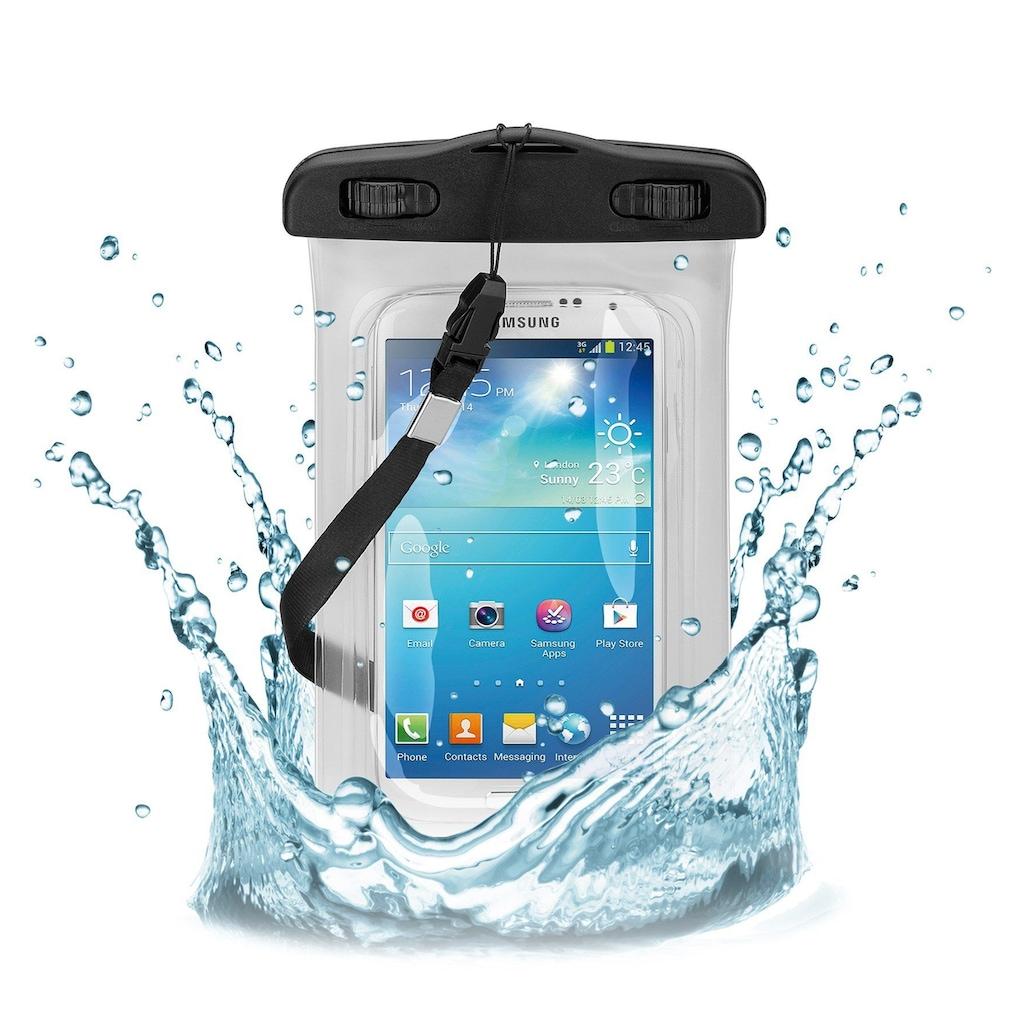 """Goobay Beachbag Handytasche für Smartphones bis 5,5"""""""