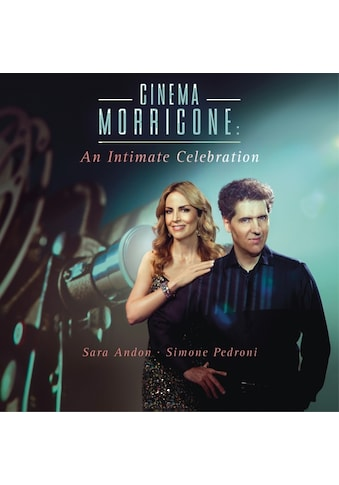 Musik - CD Cinema Morricone - An Intimate Celebration / Andon,Sara/Pedroni,Simone, (2 CD) kaufen