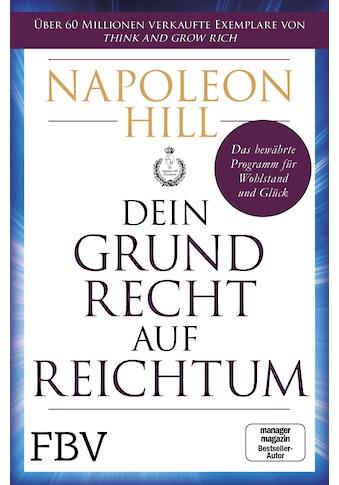 Buch »Dein Grundrecht auf Reichtum / Napoleon Hill« kaufen
