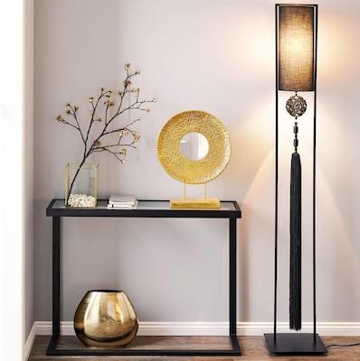 moderne Stehlampe für das Wohnzimmer