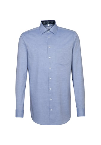seidensticker Businesshemd »Regular«, Regular Extra langer Arm Kentkragen Uni kaufen