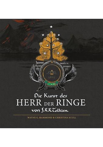 Buch »Die Kunst des Herr der Ringe von J.R.R. Tolkien / Wayne G Hammond, Christina... kaufen