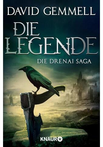 Buch »Die Legende / David Gemmell, Irmhild Seeland« kaufen