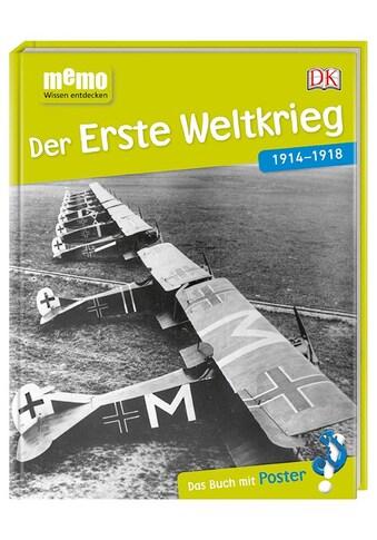 Buch memo Wissen entdecken. Der Erste Weltkrieg / DIVERSE kaufen