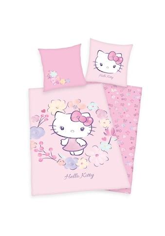 Hello Kitty Wendebettwäsche »Hello Kitty, Renforcé« kaufen