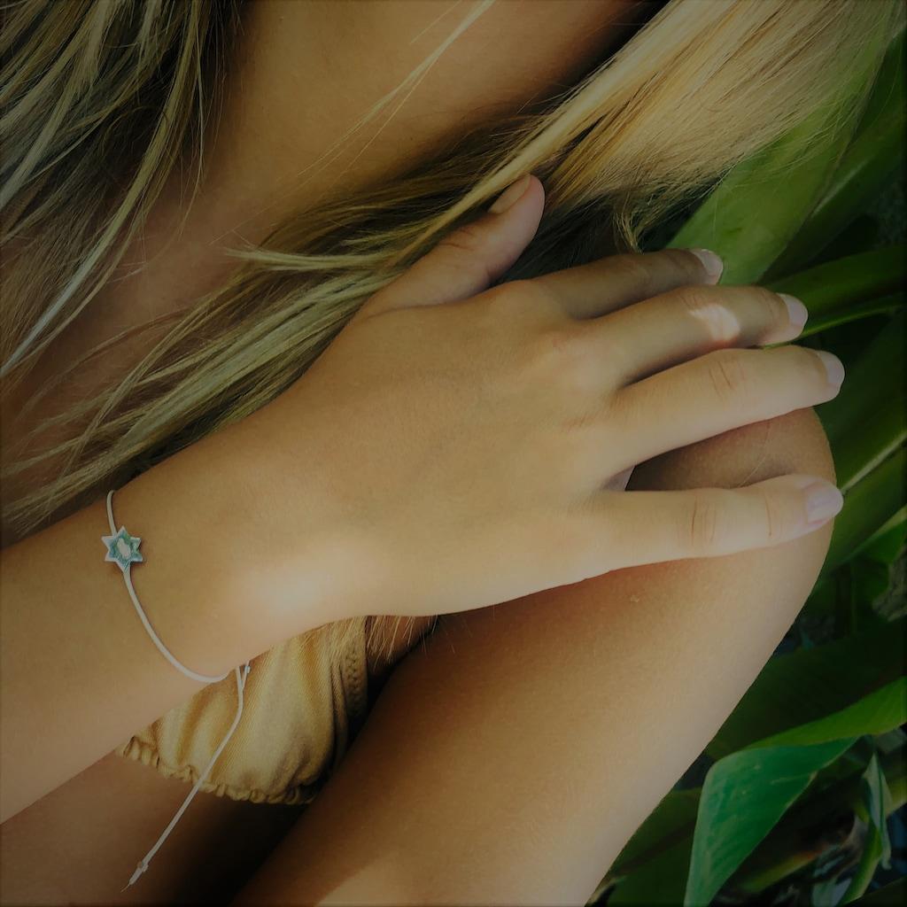 AILORIA Armband »LANA«, Größenverstellbar