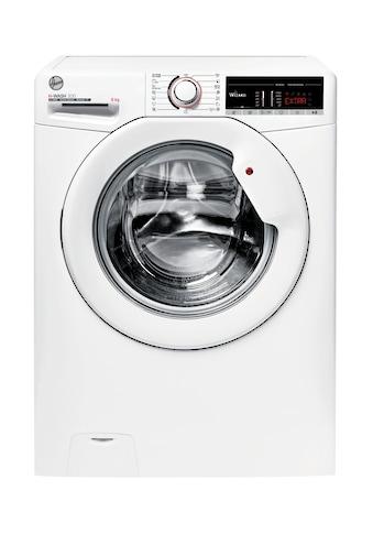 Hoover Waschmaschine, H3WS 485TE-S, 8 kg, 1400 U/min kaufen