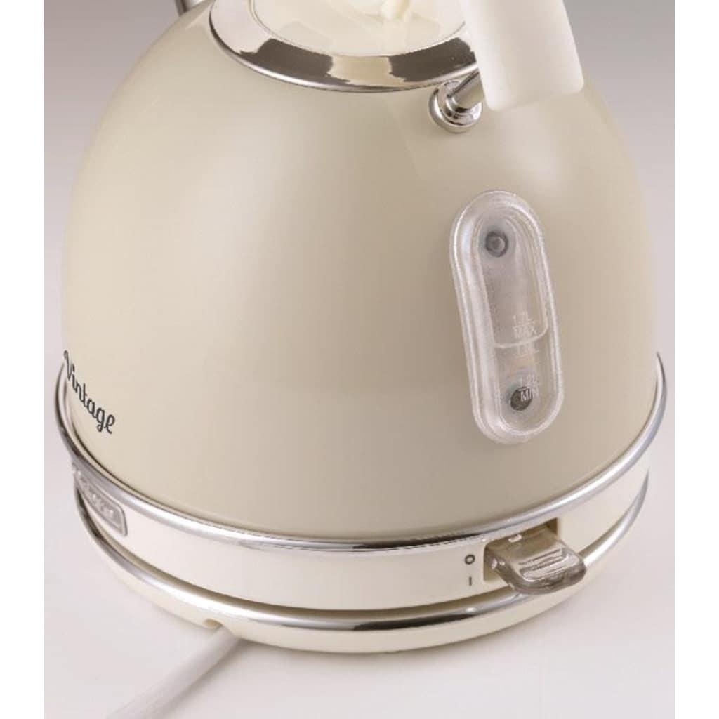 Ariete Wasserkocher »2877 CR Vintage«, 1,7 l, 2200 W