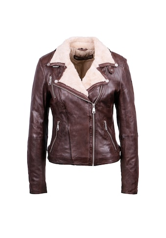 Freaky Nation Lederjacke »Winter Biker Princess« kaufen