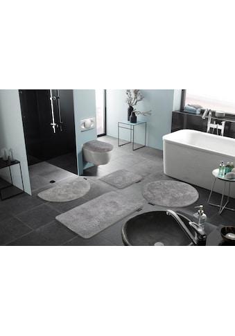 Bruno Banani Badematte »Lana«, Höhe 25 mm, rutschhemmend beschichtet, fußbodenheizungsgeeignet kaufen