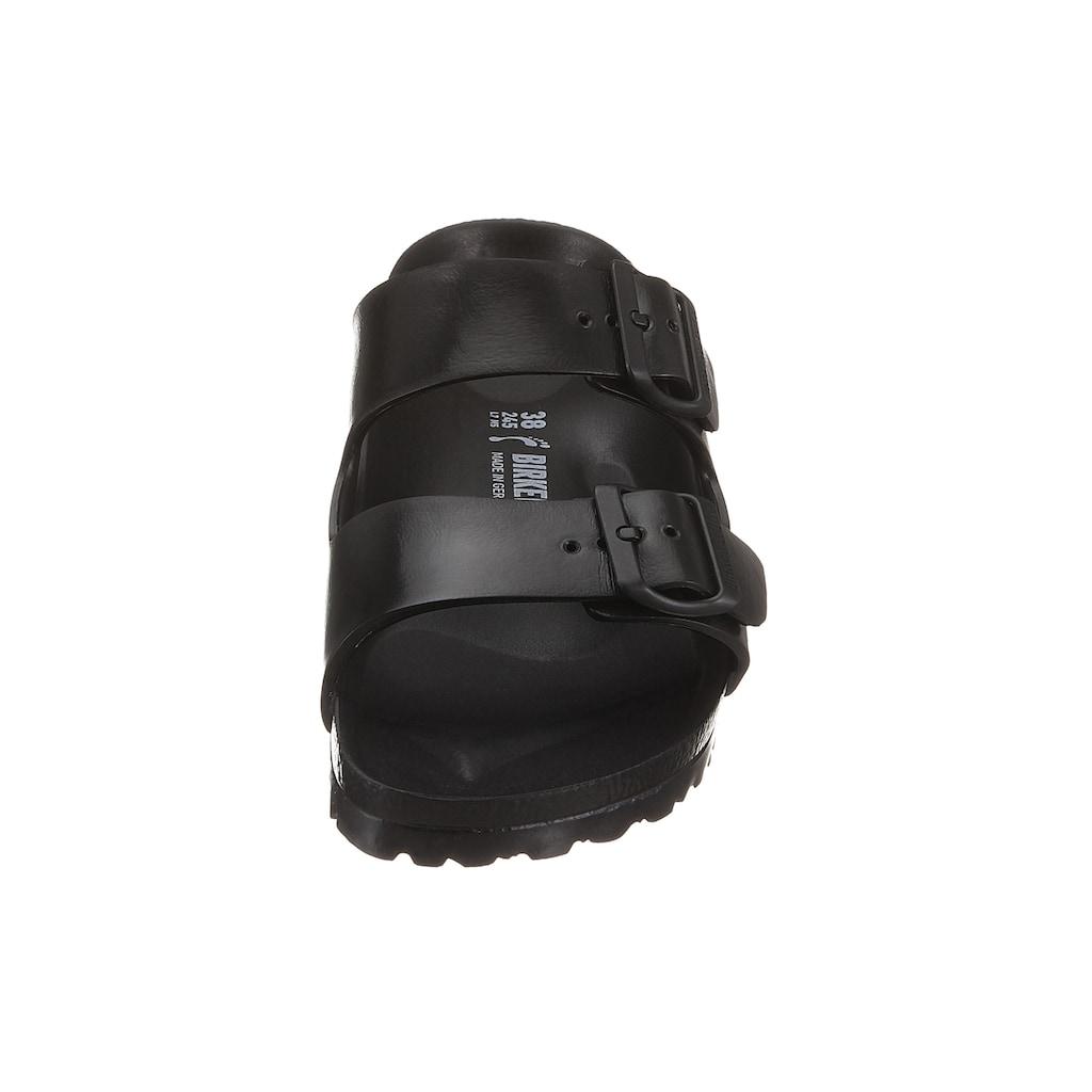 Birkenstock Pantolette »ARIZONA EVA«, in Schuhweite schmal, mit verstellbaren Schnallen