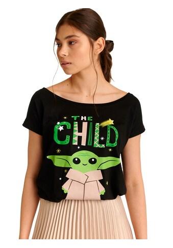 Star Wars T-Shirt »The Mandalorian Starry Sky« kaufen