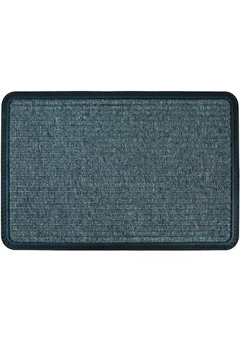 ASTRA Fußmatte »Border Star 1«, rechteckig, 8 mm Höhe, Fussabstreifer, Fussabtreter, Schmutzfangläufer, Schmutzfangmatte, Schmutzfangteppich, Schmutzmatte, Türmatte, Türvorleger, In -und Outdoor geeignet kaufen