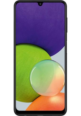 """Samsung Smartphone »Galaxy A22«, (16,23 cm/6,4 """", 64 GB Speicherplatz, 48 MP Kamera) kaufen"""