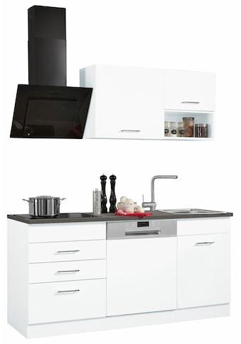 HELD MÖBEL Küchenzeile »Haiti«, ohne E-Geräte, Breite 170 cm kaufen