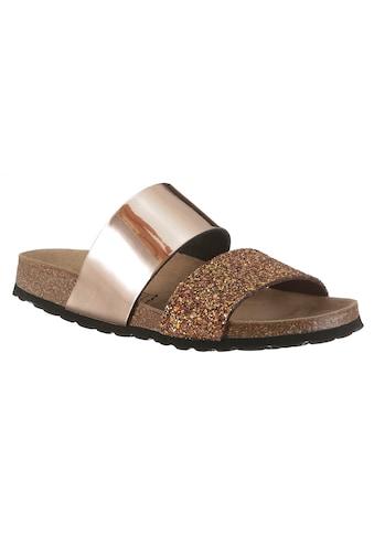 CITY WALK Pantolette, mit vorgeformtem Fußbett kaufen