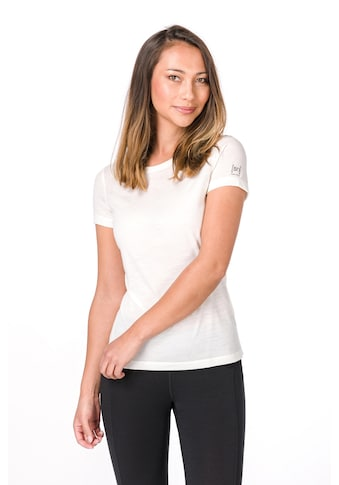 SUPER.NATURAL T-Shirt »W BASE TEE 175«, funktioneller Merino-Materialmix kaufen