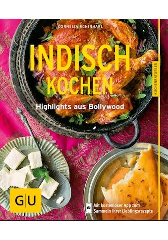 Buch »Indisch kochen / Cornelia Schinharl« kaufen