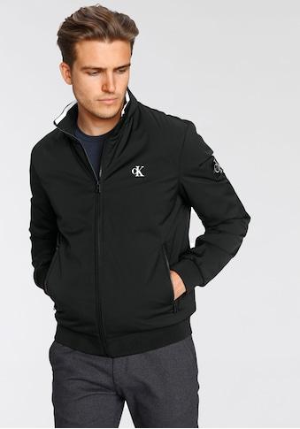 Calvin Klein Jeans Blouson »NYLON HARRINGTON JACKET« kaufen