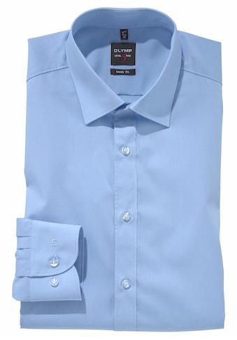 OLYMP Businesshemd »Level Five body fit«, formbeständig durch Elasthan kaufen