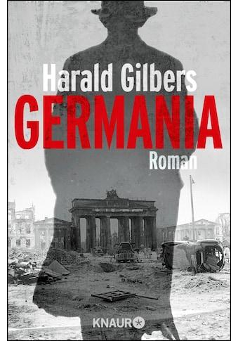 Buch »Germania / Harald Gilbers« kaufen