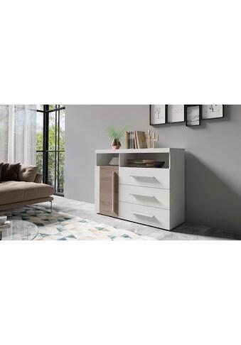 TRENDMANUFAKTUR Sideboard »Roger«, Breite 120 cm kaufen