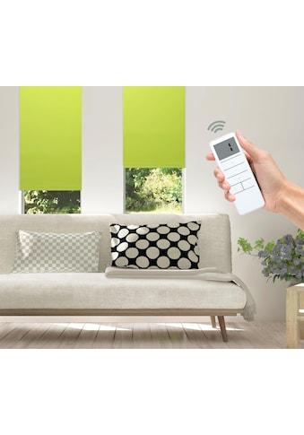Good Life Elektrisches Rollo »Vau - SMART HOME«, Lichtschutz, ohne Bohren, mit... kaufen