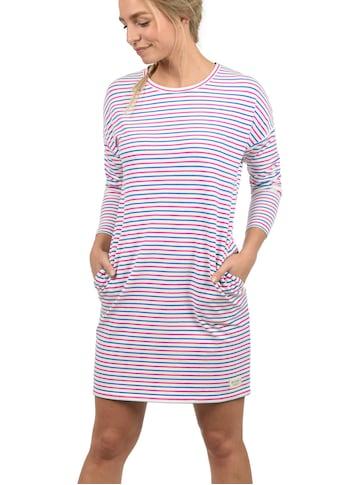 DESIRES Sweatkleid »Helena«, Kleid mit Streifen kaufen