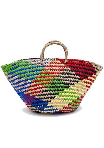 Kamoa Einkaufskorb, aus handgeflochtenen Seegras kaufen
