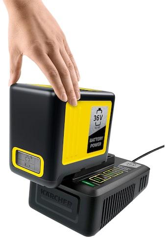 KÄRCHER Akku »Starter Kit Battery Power 36/50«, inkl. Ladegerät kaufen