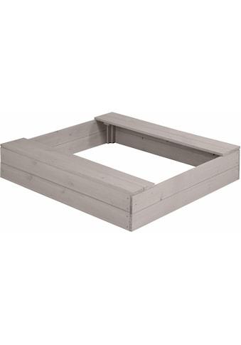 """roba® Sandkasten """"97,5 x 97,5 cm"""" kaufen"""