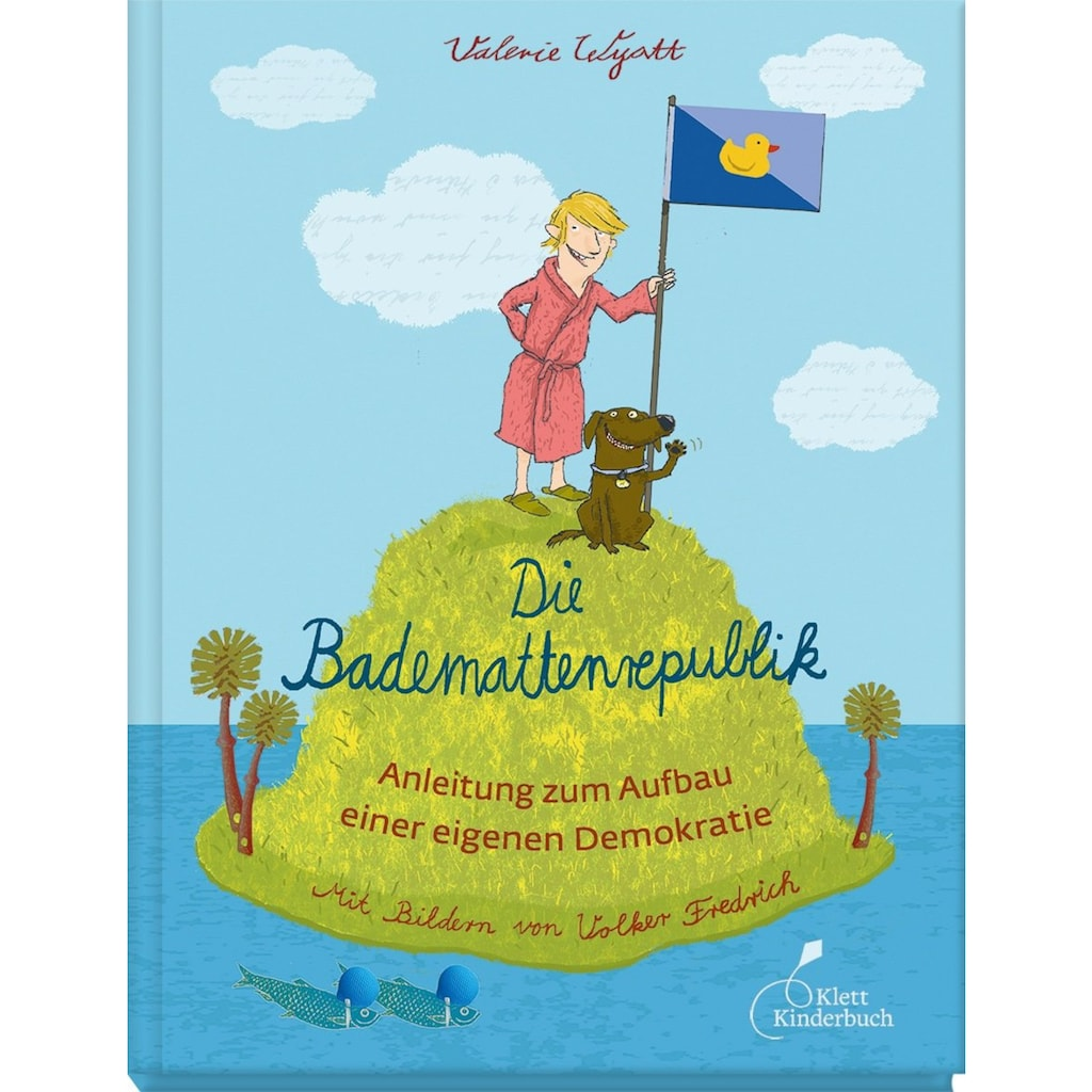 Buch »Die Bademattenrepublik / Valerie Wyatt, Petra Buck, Volker Fredrich«