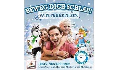 Musik-CD »Beweg dich schlau!-Winteredition / Beweg dich schlau! Kids feat. Felix... kaufen